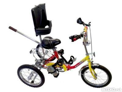 велосипеды для детей дцп в россии комнат, без