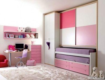 Корпусная детская мебель на заказ от компании фортунат купит.