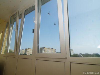 Остекление балкона и лоджии, брестская обл, брестский р-н, б.