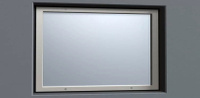 Окна свинцовые С1 рама 1065x1065x140, 2 стекла 1000x500x10