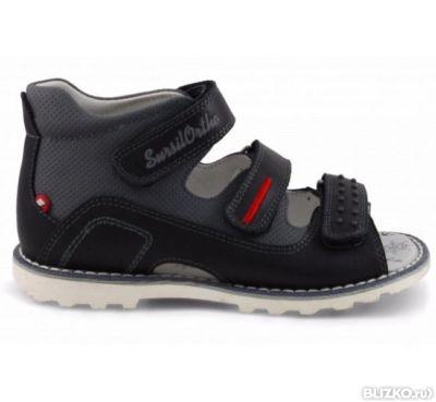 49547c90f Обувь ортопедическая сандалии детские Sursil-Ortho 55-305M в ...