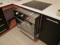 Установка трехполюсного автомата на DIN-рейку